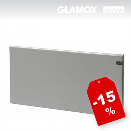 Glamox H30 srebrni - električni radiator