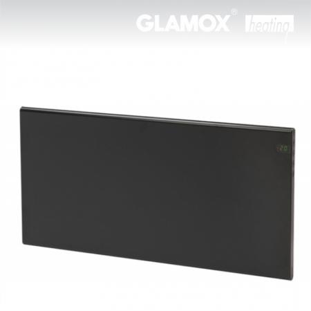 Glamox H30 črni - električni radiator