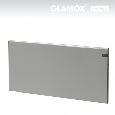 Glamox H30 srebrni - elektrnični radiator