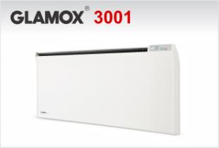 Električni radiatorji Glamox 3001
