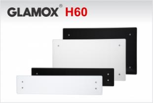 Električni radiatorji Glamox H60