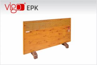 Električni radiatorji Vigo EPK