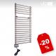 Električni kopalniški radiator - VIGO EHR Inox