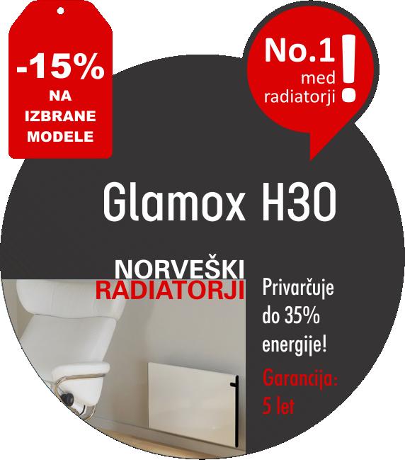 Krog Glamox H30 - Akcija