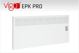Električni radiatorji Vigo EPK PRO