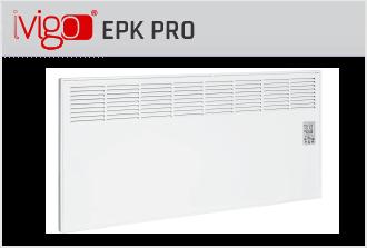 Električni radiator - EPK PRO