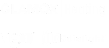 Glamox Vigo Radialight BW logotipi