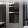 Radialight DEVA črni