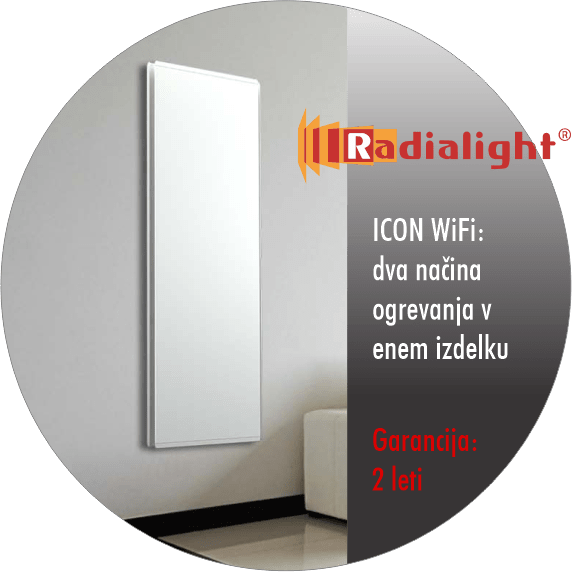 Radialight Icon WiFi