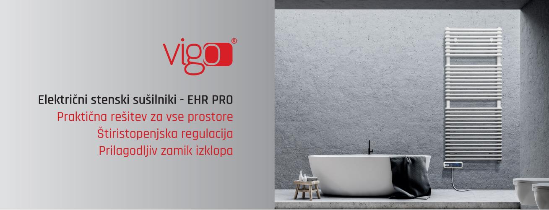 VIGO EHR PRO električni stenski sušilniki