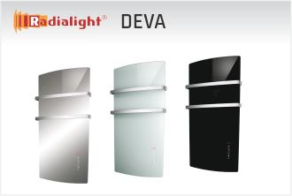 Radialight DEVA - kopalniški radiator z dual-therm tehnologijo
