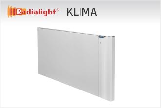 Radialight KLIMA - IR in konvekcijski radiatorji
