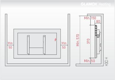 Foto montaža - Glamox H30