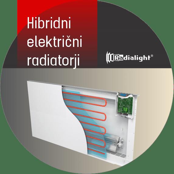 Hibridni električni radiatorji