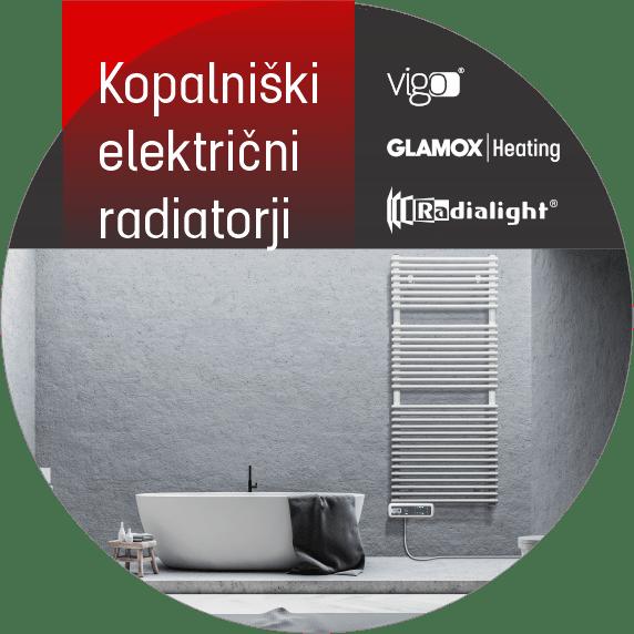 Kopalniški električni radiatorji