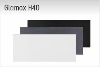 Električni radiatorji Glamox H40